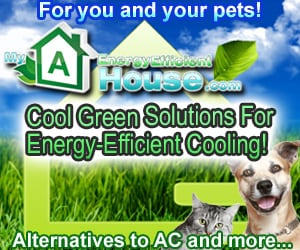 Energy-Efficient Cooling and Heating
