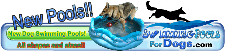 New Dog Swimming Pools for 2019